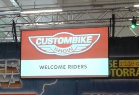CUSTOMBIKE 2013 - NIEMCY